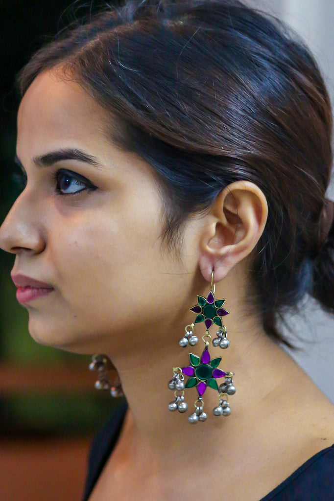 Saabiraa Earrings