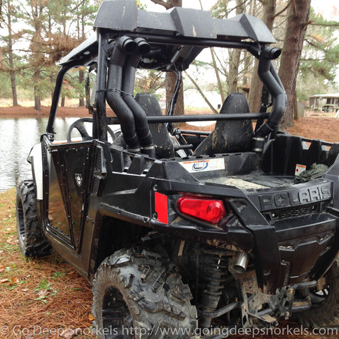Polaris RZR 570 (2012-2017) Snorkel Kit  Side Mounted