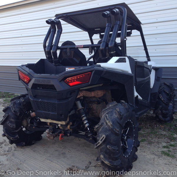 Polaris RZR 900 (2015-2018) Snorkel Kit (Side Mounted)