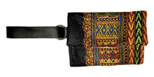 "Kannu Collection: ""The Samone"" Handmade African Inspired Dashiki Clutch/Wristlet Purse"