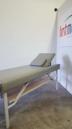 Examination Table with Adjustable Headrest - Treatment Table