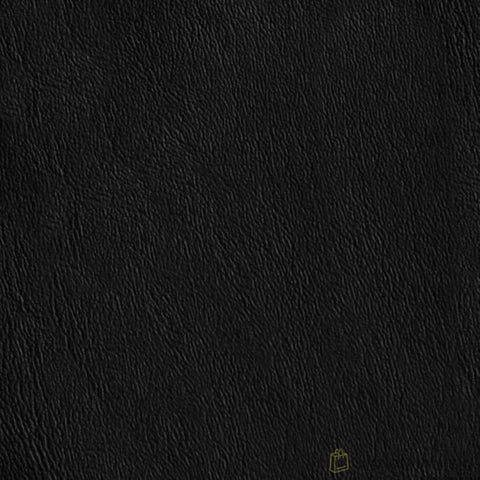 Black/expresso Vinyl Fabric