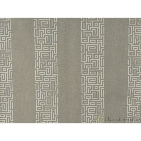 Plaza Slate Magnolia Home Fashions Fabric