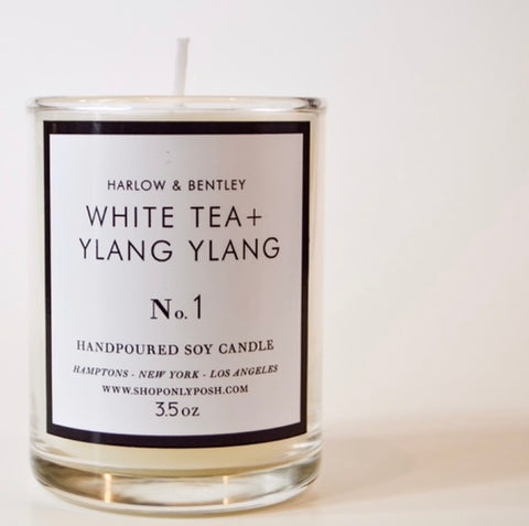 White Tea Votive 3.5oz