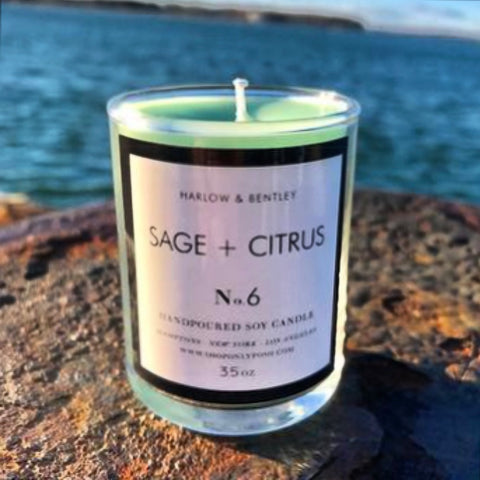 Sage + Citrus 3.5 oz. Votive