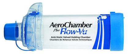AeroChamber with Mouthpiece