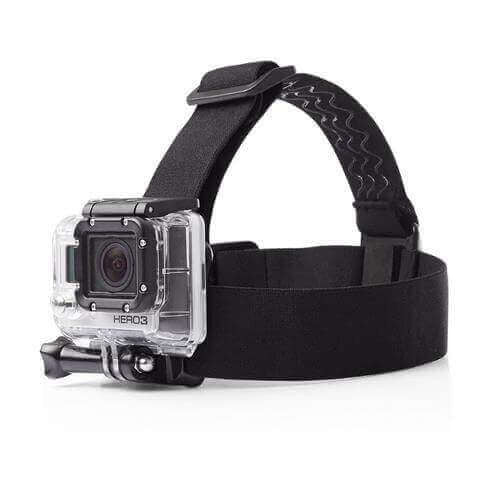 GoPro Headband & Chest Mount