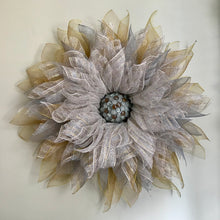 Mesh Wreaths - She Shed Home Decor