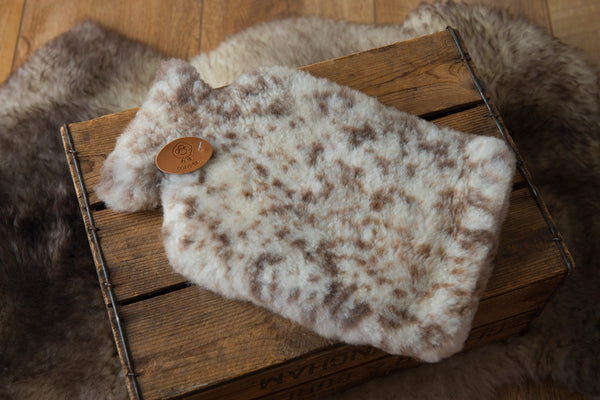 Sheepskin Hot Bottle Cover