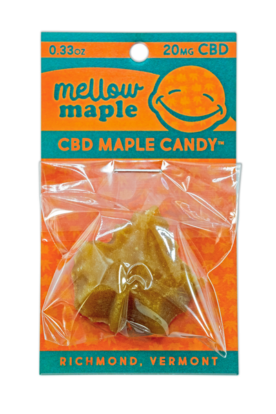 Mellow Maple Maple Candy - 20mg