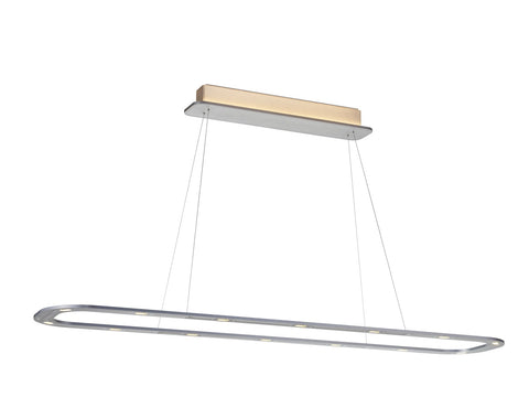 Byok Piani Lungo Lamp with Canopy Lighting