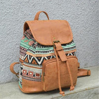 Mayan Backpack Mini Travel Hippie Boho Cultural Native Indian