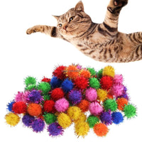 Pom Toy Scratch Play Pets Kitten Cats Ball