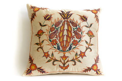 Uplift Suzani Pillow