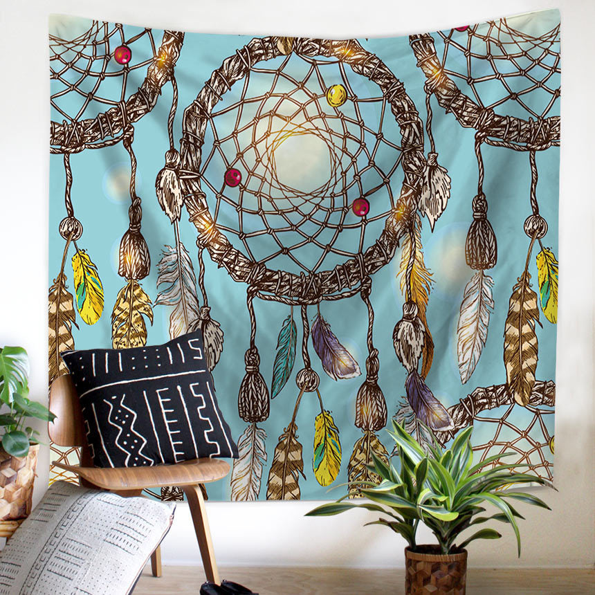 Dreamcatcher Tapestry Wall Hanging for Room