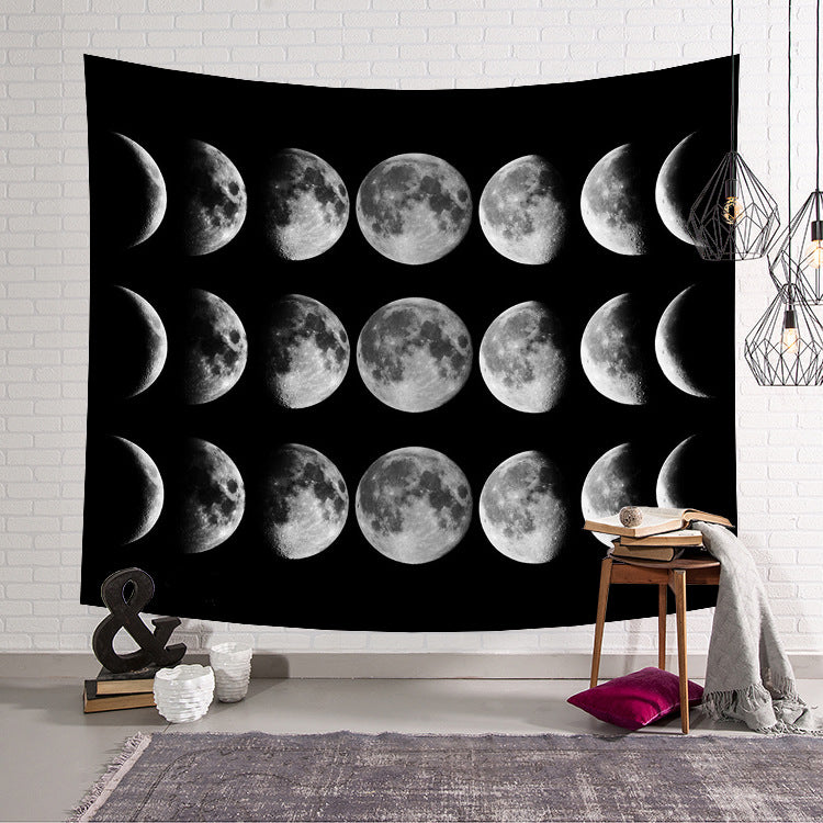 Earth home decor wall hanging tapestry