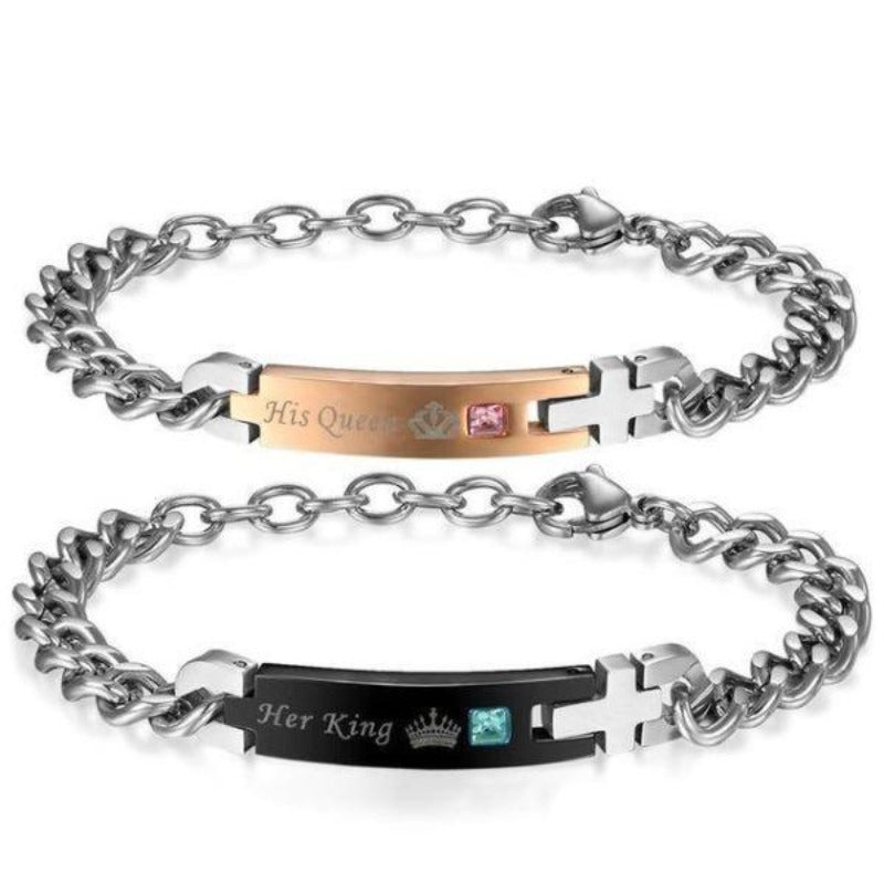 Unique Bracelets For Couples - Deal Of The Day