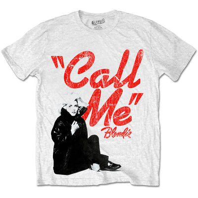 "Blondie ""Call Me"" Men's T-Shirt - NME Merch"