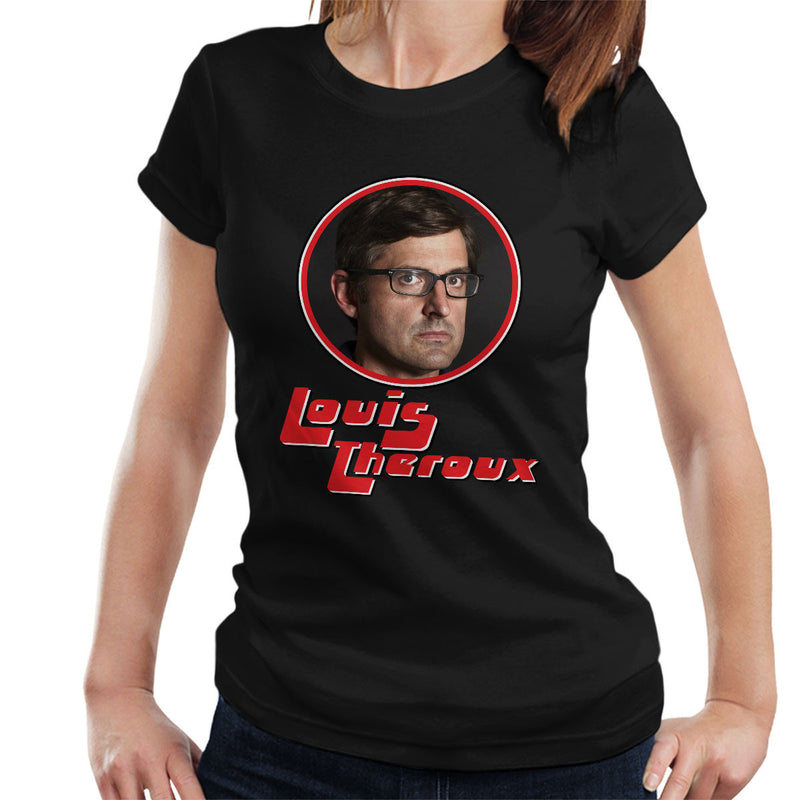 Louis Theroux Groove Hero Women's T-Shirt
