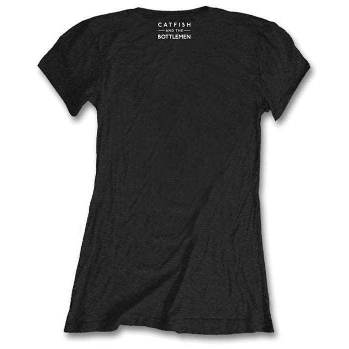 Catfish & The Bottlemen Women's T-Shirt - NME Merch