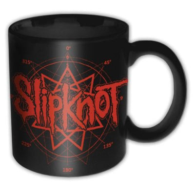 Slipknot Logo Boxed Mug - NME Merch