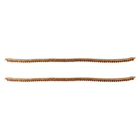 Easy to wear anklet