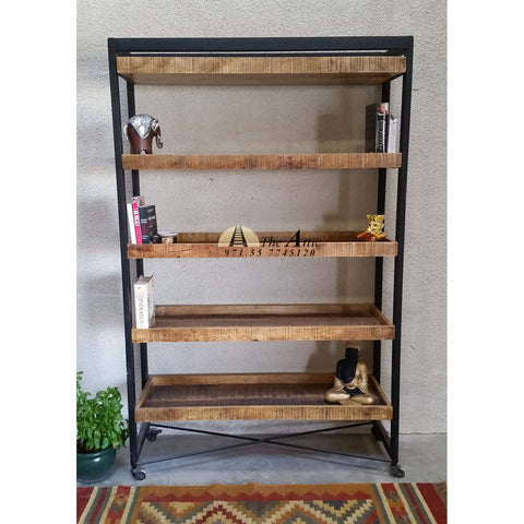 Industrial 5-tier Tray Shelf