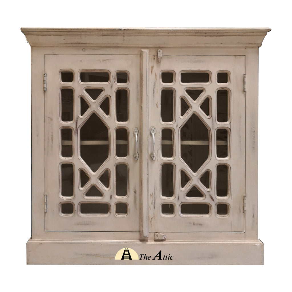 Chippendale 2-Door Side Cabinet, theattic-dubai.com