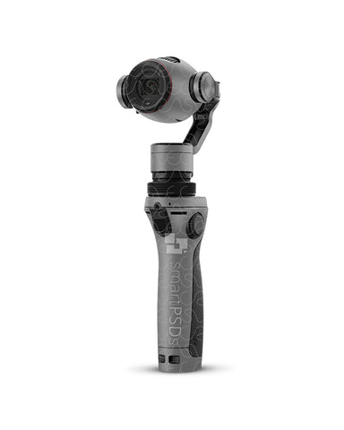 DJI Osmo Plus Handheld 4K Camera Skin Design Mockup 2015