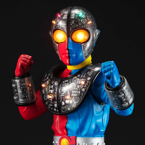 Ultimate Article: Kikaider 01
