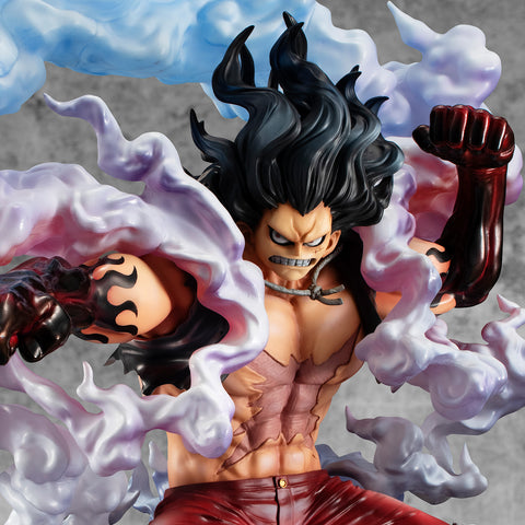 "Portrait.Of.Pirates ONE PIECE ""SA-MAXIMUM"" Monkey D. Luffy Gear Four ""Snakeman"""