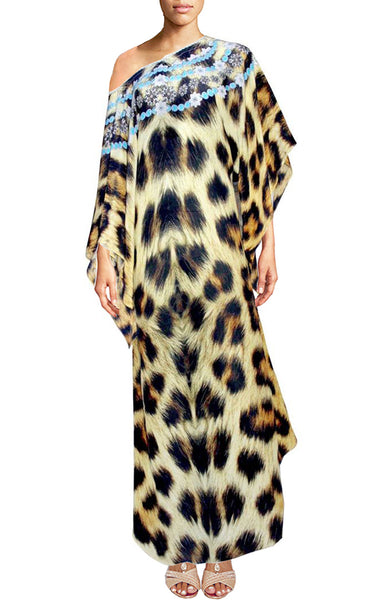 Leopard Dress. Sauvage