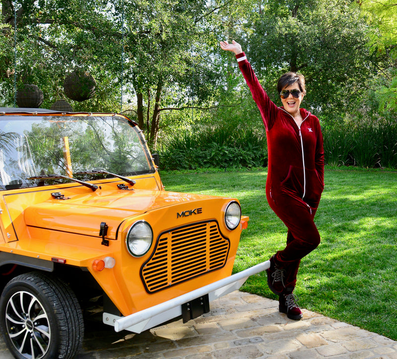 A Merry Moke Christmas For Kris Jenner