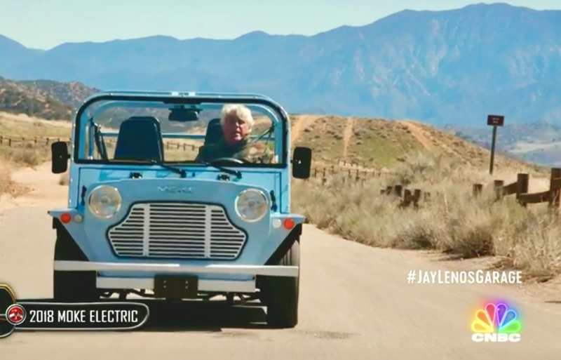 Jay Leno's Garage On CNBC