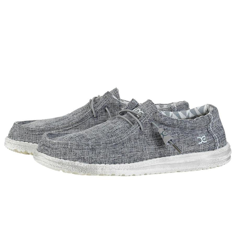 Wally Linen - Shoe
