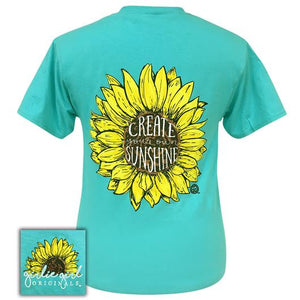 Create Your Own Sunshine - Short Sleeve