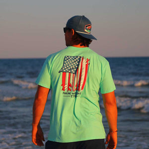 Making Waves Since 1776 - Short Sleeve