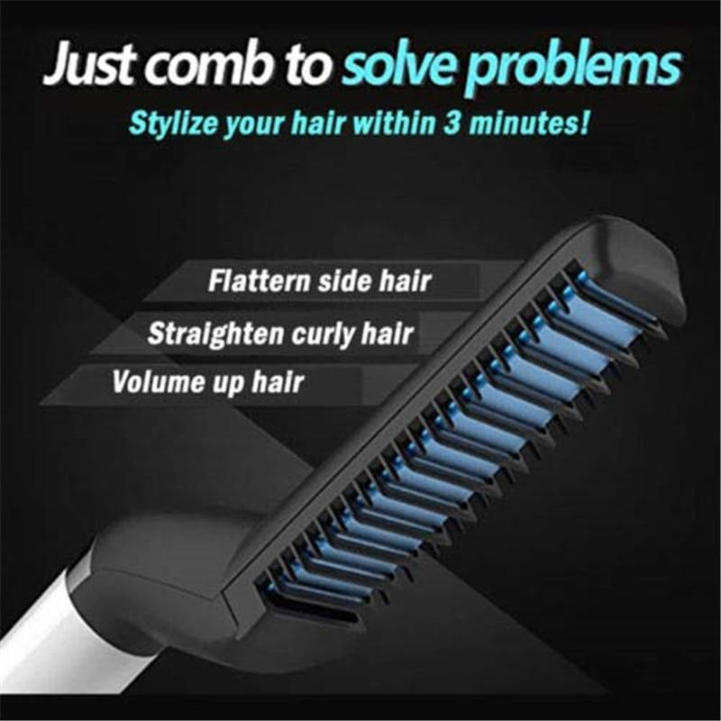 M-Styler Hair Straightener For Men