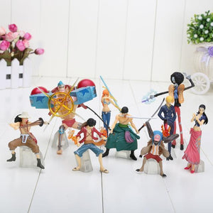 One Piece Figures 4 - 18cm