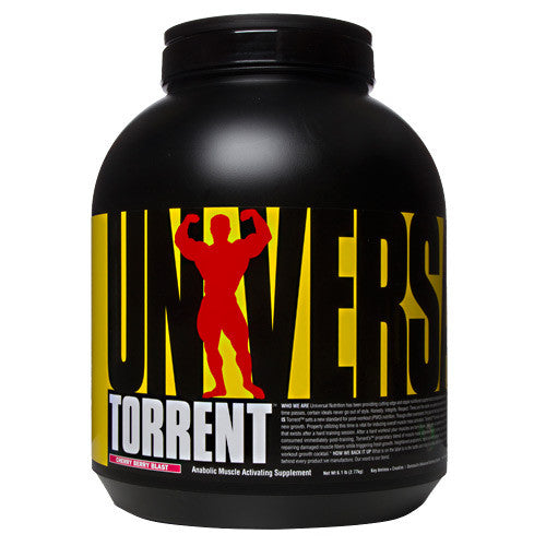 Universal Nutrition Torrent - Cherry Berry Blast - 6.1 lb - 039442048158