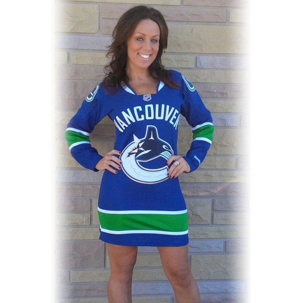 Vancouver Canucks Dress