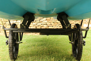 Big Yak™ Bunker Bars for Super Duty Mag-Lite Cart