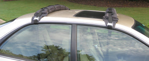 Self Inflating Roof Rack