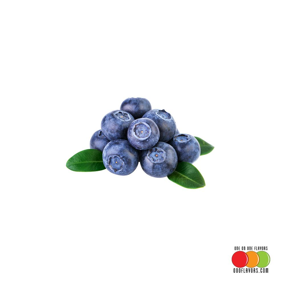 Blueberry (Fruit) Flavored Liquid Concentrate