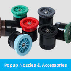 pop up nozzles and accessories