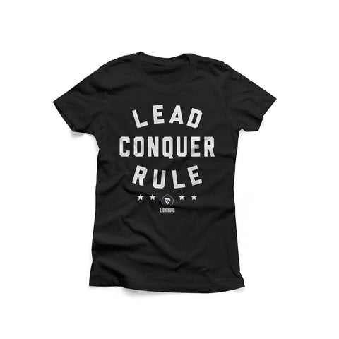 LADIES LEAD CONQUER RULE STARS