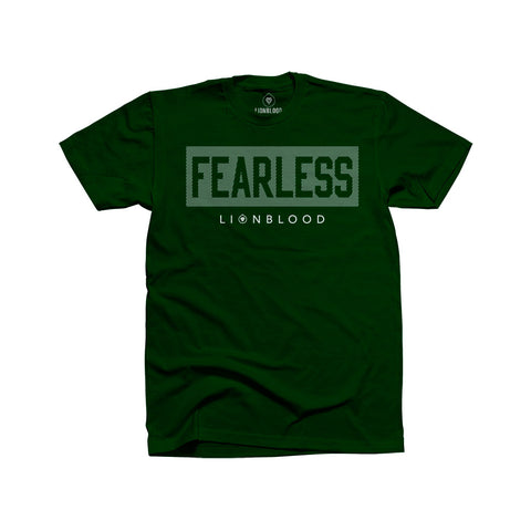 FEARLESS MATRIX FOREST GREEN