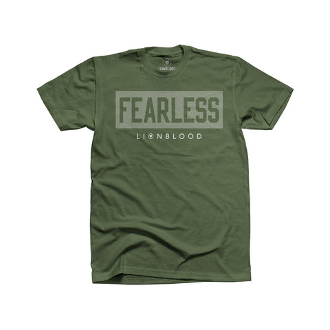 FEARLESS MATRIX MILITARY GREEN
