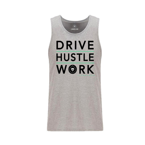 DRIVE WORK HUSTLE TANK