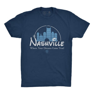 Nashville Where Your Dreams Come True (Disney)